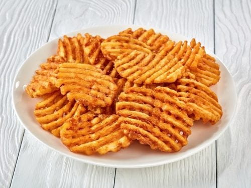 Copycat Chick-fil-A Waffle Fries Recipe