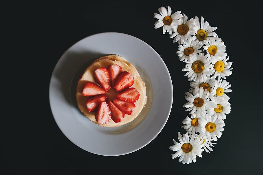 strawberrymuffins