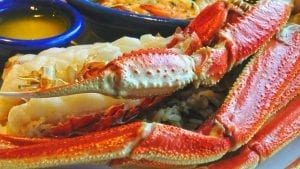 Copycat Emeril's Boozy Crab Legs Recipe