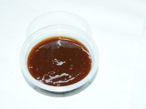 flavorful barbecue sauce