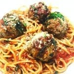 Copycat Golden Corral Spaghetti and Meatballs Recipe