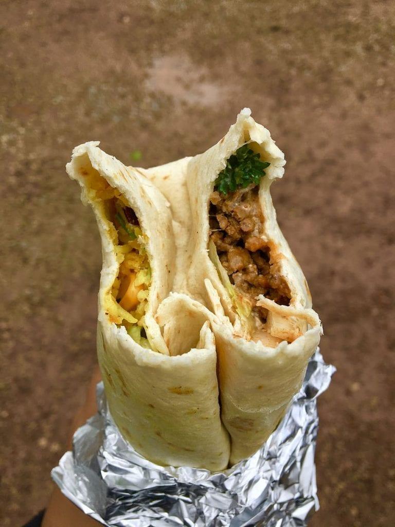 Copycat IHOP Fiesta Breakfast Burrito Recipe