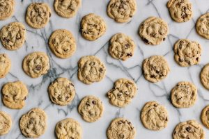 Copycat Mrs. Clinton's Oatmeal Chocolate Chip Cookies