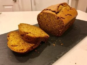 Copycat Mrs. Perry's Crockpot Pumpkin Tea Bread Recipe