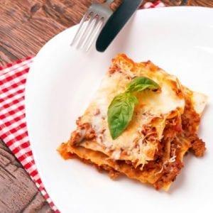 Copycat Olive Garden Lasagna Recipe