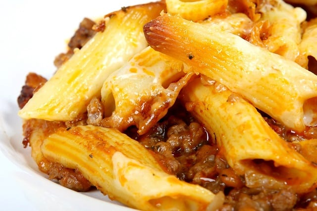 Copycat Olive Garden Penne Pasta Recipe