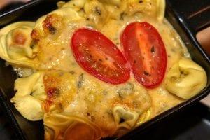 Copycat Olive Garden Style Tortellini Do Forni Recipe