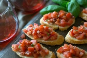 Copycat Olive Garden's Bruschetta Recipe