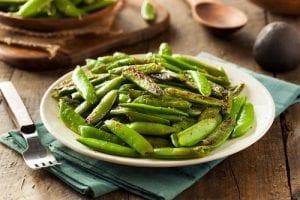 Copycat P.F. Chang's Crispy Garlic Snap Peas Recipe