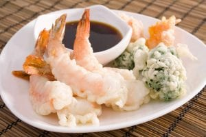 Copycat P.F. Chang's Crispy Shrimp Vegetable Tempura Recipe