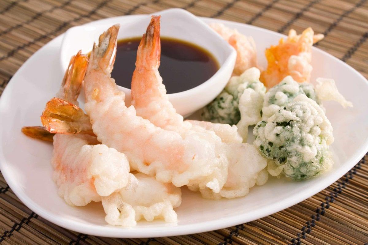 Copycat P.F. Chang's Crispy Shrimp Vegetable Tempura Recipe