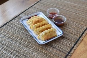 Copycat Panda Express Fresh Fried Dumplings Recipe