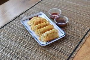 Copycat Panda Express Fresh Fried Dumplings Recipe