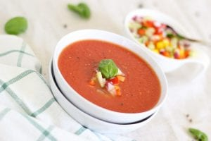 Copycat Panera Bread Garden Vegetable Soup Recipe