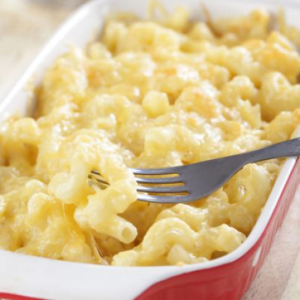 Copycat Panera Mac & Cheese Recipe