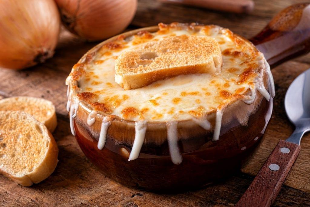 Copycat Panera's French Onion Soup Recipe