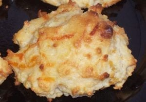 Copycat Red Lobster's Cheddar Bay Biscuit Recipe