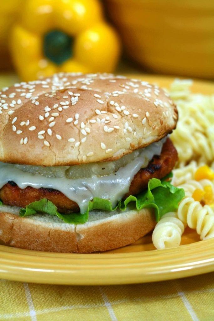 Copycat Red Robin Teriyaki Chicken Burger Recipe