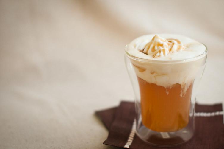 Copycat Starbucks Caramel Apple Cider Recipe