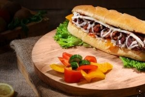 Copycat Subway's Meatball Sandwich Recipe