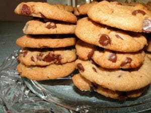 Copycat The Ritz-Carlton Chocolate Chip Cookie Recipe