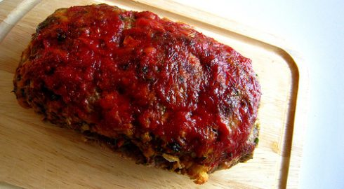 yvonne's meatloaf