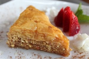 Copycat Zola's Greek Restaurant Pastry Recipe