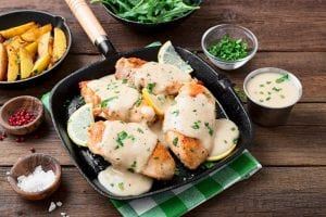Cracker Barrel Copycat Baked Chicken Recipe