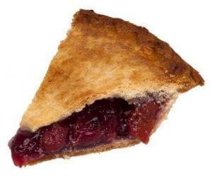 Cranberry and Raisin Pie Recipe