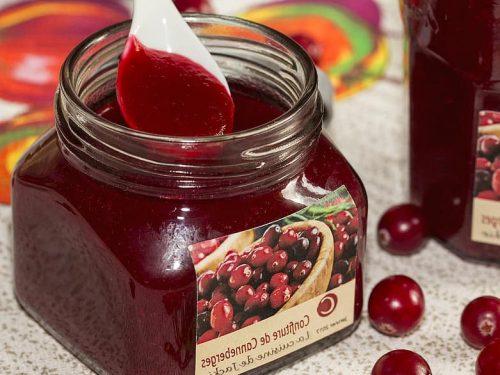 delicious cranberry chutney