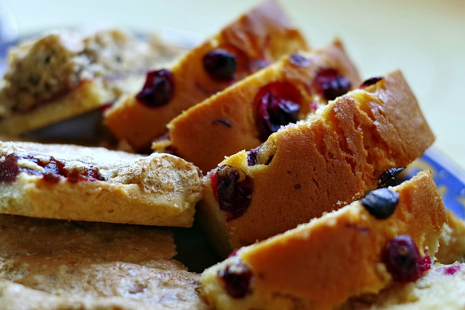 Cranberry Orange Tea Bread Recipe