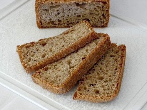 delicious cranberry walnut sandwich bread