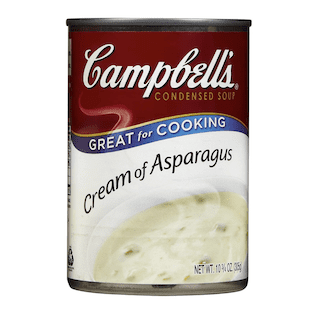 Campbell's Cream Of Asparagus