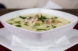 Cream of Chicken Soup Recipe