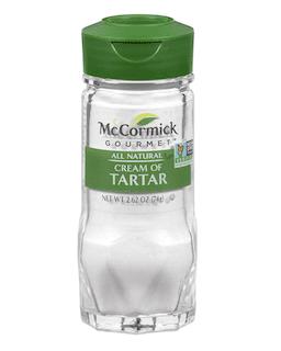 McCormick Gourmet All Natural Cream Of Tartar