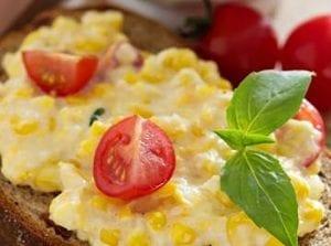 Creamy Crockpot Corn Dip Recipe
