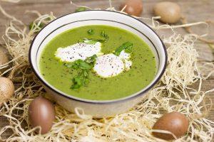 Creamy Cucumber Potato Soup Recipe