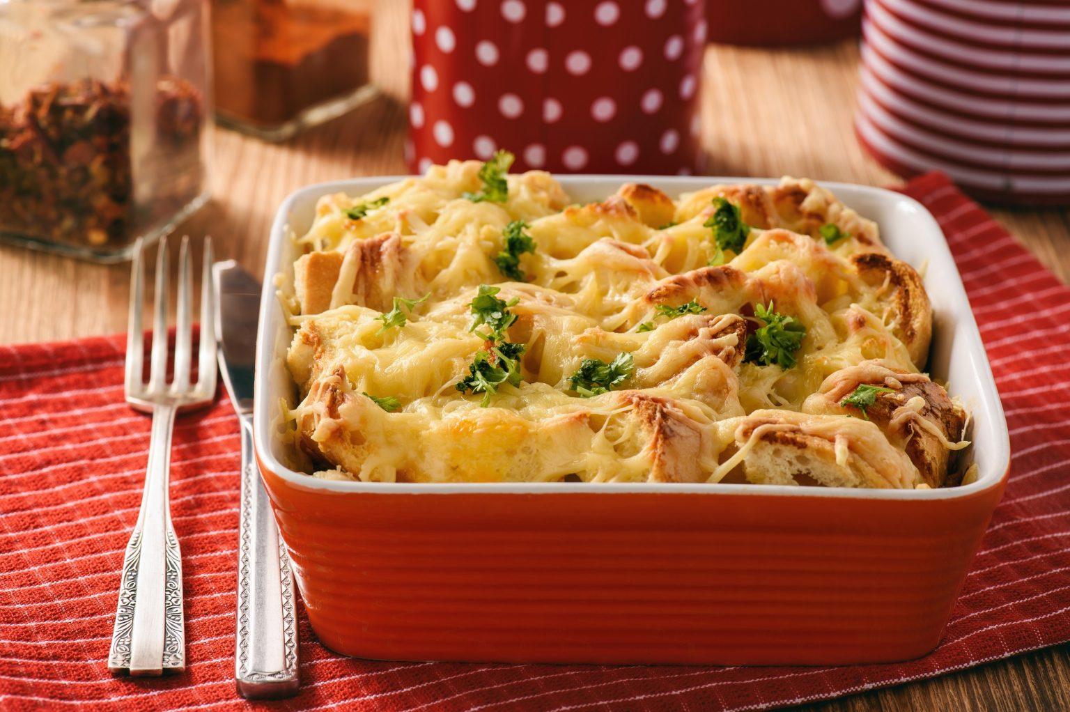 crescent chicken casserole recipe