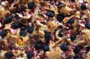Crockpot Berry Cobbler Recipe