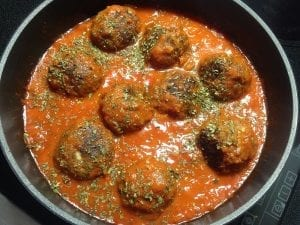 Crockpot Italian Meatballs Recipe