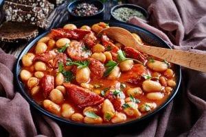 Crockpot Italian Sausage Soup Recipe