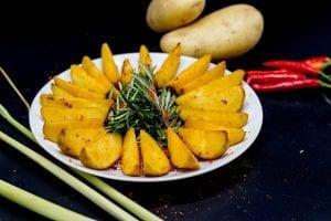 Crockpot Malaysian Sweet Potatoes Recipe