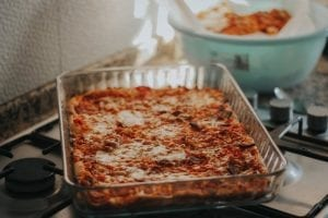 Crockpot Pizza Casserole Recipe