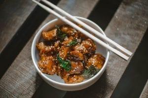 Crockpot Sesame Seed Chicken Recipe