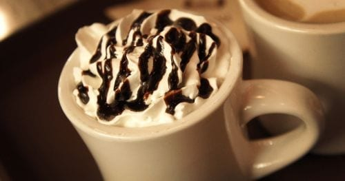 Crockpot Spiced Hot Chocolate Recipe