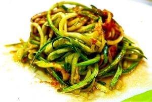 Crockpot Veggie Spaghetti Recipe