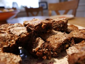Crunchy Fudge Sandwiches Recipe