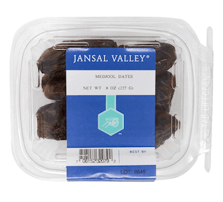 Jansal Valley Medjool Dates