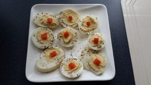 Decadent Deviled Eggs Recipe