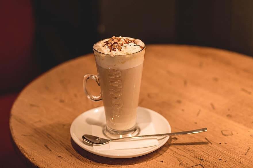 Decaffeinated Caramel Coffee Recipe